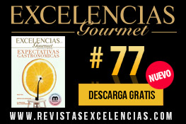 Descarga Revista Excelencias Gourmet 77