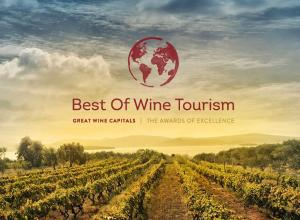 Premios Best Of Wine Tourism