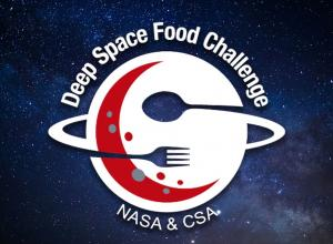 Deep Space Food Challenge-logo
